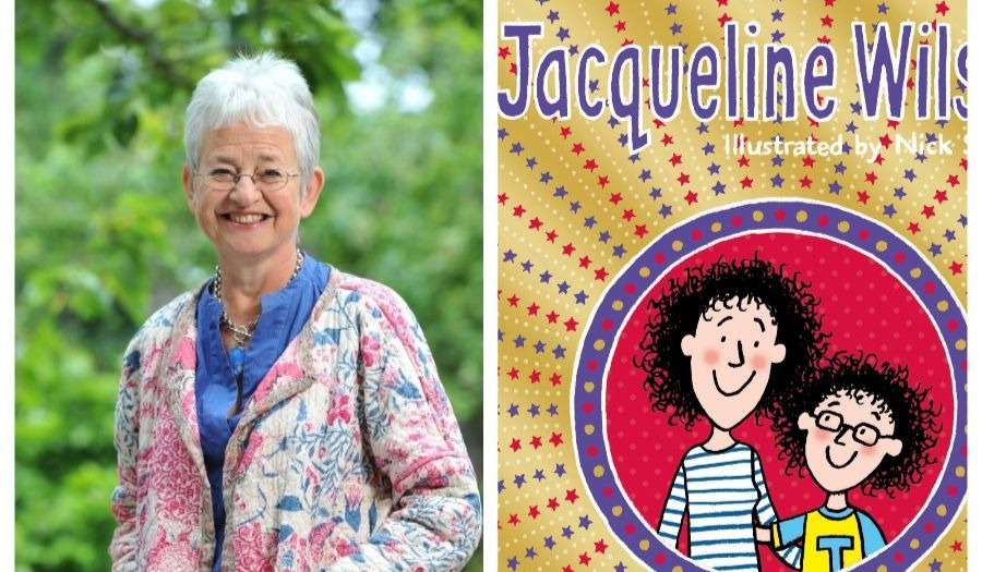 6945bda3c Much-loved author Dame Jacqueline Wilson returns to discuss her writing  career, new book My Mum Tracy Beaker and how she created some of her  best-loved ...