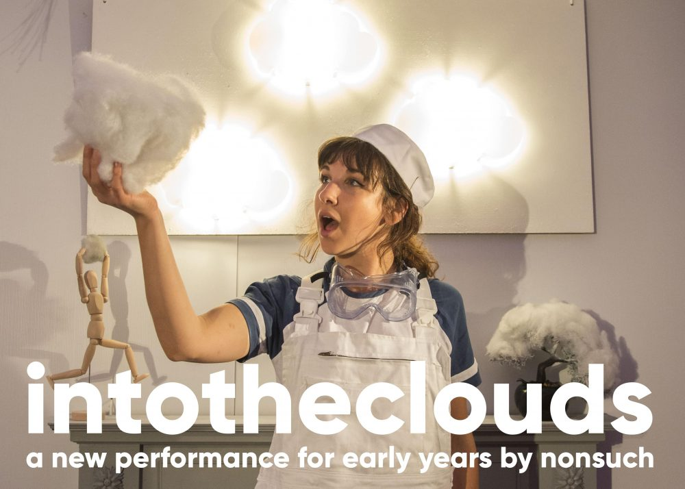 181820fa7 A 40-minute playful, sensory and highly visual experience for very young  children and babies aged 6 – 36 months. High in the sky, clouds sit above  us, ...